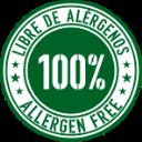 libre de alergenos
